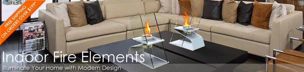 Indoor Fire Elements