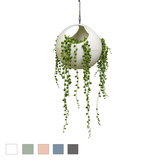 Euro Hanging Planters (Set of 2)