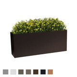 Rectangle Low Series Planter