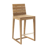 Millenia Teak Bar Chair