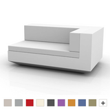 Vela Sectional Sofa Chaise Lounge Right