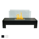 Gramercy Indoor/Outdoor Fireplace