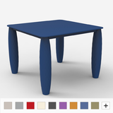 Vases Square Table