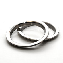 M2 / Z32 Stainless Steel Smooth Bezel Ring