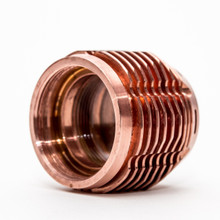 Copper Cryos M2 Cooling Bezel