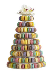Macaron Tower  (Twin Cities pick-up/delivery only)