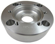 2005-2014 Mustang V6 (Trans/Diff. 4-Bolt Flange) to 108MM CV Adapter
