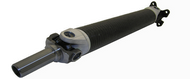 FORD 2005-2014 Mustang GT (S197) with T56 Magnum XL 6-speed Conversion Carbon Fiber Driveshaft with OE Pinion Flange and Billet Yoke