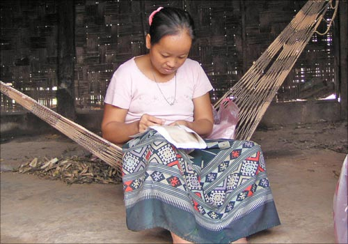 Oz Fair Trade camacraft Laos