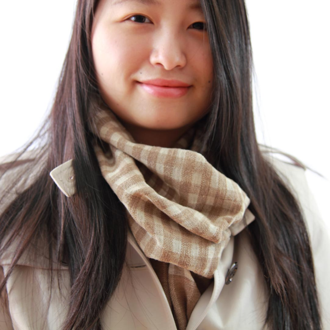 Founder Oz Fair Trade Qinnie Wang
