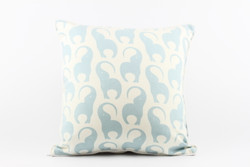 elephant ethical cushion cover