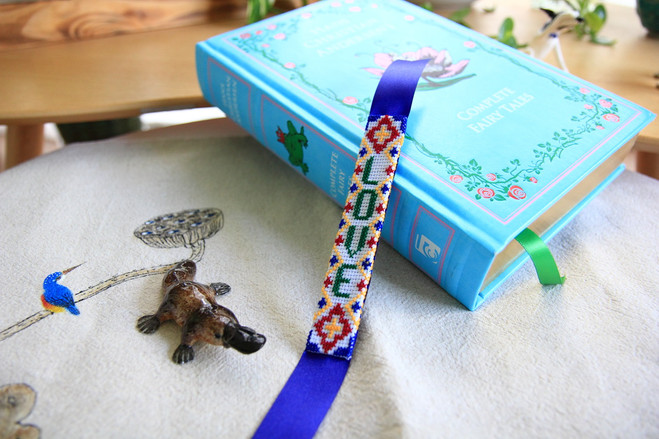 bookmark LOVE