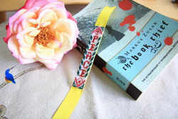 ethical bookmark PEACE