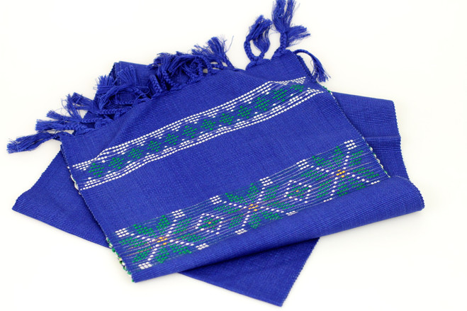 Thai fair trade table runner