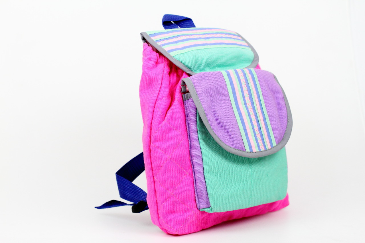 e7933af02 Pink backpack for kids - Oz Fair Trade