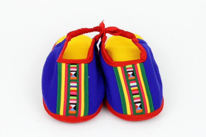fairtrade kids slippers