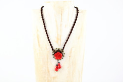 valentine gift fair trade necklace