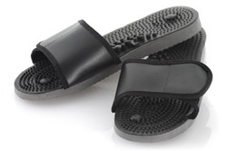 Acu-Slippers by Rhythm Touch. Great to help get your feet feeling great.