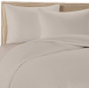 Soft White Colored Bamboo Sheet