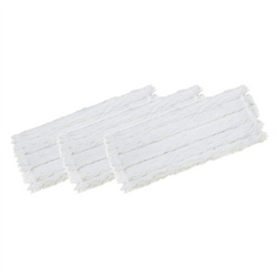 MicroFiber Mop Dust Pad White (3 pack special)