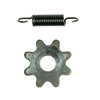 T3 Parts - Spring and Gear
