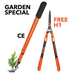 Cedar Lopper and FREE H1