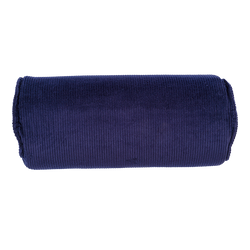 Neck Navy Blue Pillow