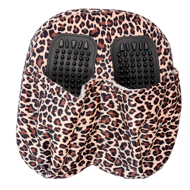 Foot Small Leopard Pillow