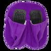 Foot Purple Pillow