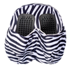 Foot Zebra Design Pillow