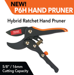 P6H Hybrid Ratchet Pruner by Tiger Jaw
