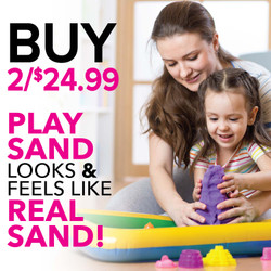 kinetic play sand | Play Sand Buy 2 Special