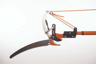 pole pruning saw, best pole saw, manual pole saw, pole saw for sale, pole saw reviews, pole hedge, trimmer, Ratchet Pole Pruner