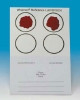 Blood Stain Card Whatman 100 Cards Filter Paper (Pack of 100) (Fisher 9923351)