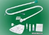 Stool Collection Bag DigniCare PVC Attached Cap 1000 mL Sterile (Case of 10) (Bard SMS00B)