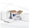 Insulated Shipper Thermosafe 9-1/4 X 8-1/8 X 6-1/4 Inch Inner, 12-1/2 X 11-3/8 X 9-3/8 Inch Outer, 1-1/2 Inch Thk EPS Foam (Case of 8) (Sca Thermosafe 619UPS)