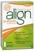 Probiotic Dietary Supplement Align 42 per Bottle Capsule (1 Bottle) (Proctor & Gamble 37000029417)