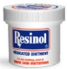 Itch Relief Resinol 55% / 2% Ointment 1.25 oz. Jar (1 EA) (ResiCal Inc. 10742001101)