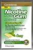 Stop Smoking Aid GoodSense 4 mg Gum (Case of 24) (Geiss, Destin & Dunn LP14734)