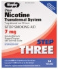Stop Smoking Aid 7 mg Transdermal Patch (Box of 14) (Major Pharmaceuticals 536589488)