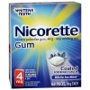 Stop Smoking Aid Nicorette 4 mg Gum (Pack of 160) (Glaxo Smith Kline 30766776025)