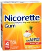 Stop Smoking Aid Nicorette 4 mg Gum (1 Box) (Glaxo Smith Kline 30766785760)