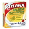Allergy Relief Tylenol Allergy Gelcap 24 per Bottle (Case of 48) (Johnson And Johnson 300450273246)