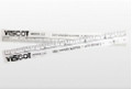 Wound Measuring Ruler 6 Inch Nonsterile (Case of 100) (Viscot Industries 1410-100)