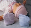 Cap Comfor Pink Infant (1 Roll) (Bird & Cronin 8143995)