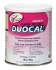 Duocal High Calorie Supplement Unflavored 14 oz. Can Powder (Case of 6) (Nutricia North America 118262)