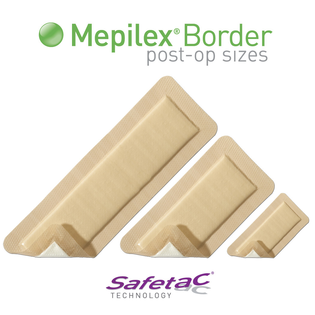 295300 MOLNLYCKE FKA REGENT Mepilex Border Part No