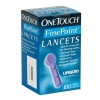 Lancet OneTouch FinePoint (Case of 2400) (Life Scan 2004601)