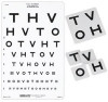 Distance Vision Eye Chart Good-Lite 6 Meter (1 EA) (Good-Lite 600731)