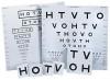 Distance Vision Eye Chart Good-Lite 3 Meter (1 EA) (Good-Lite 600303)